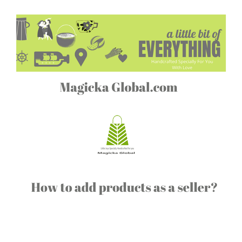 Video-How to add products as a seller?