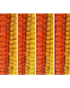Decorative artificial strings for Indian wedding