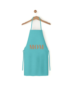 Apron Exchange, Gift Exchange, Personalize, Washable, 2 Pockets, White Apron, Black Apron, Star Baker, Mother's Day Gift