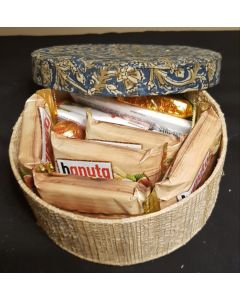 Eco Friendly Handmade Banana Fibre Gift Boxes with Block Printing