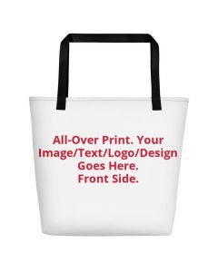 Design Your Own Beach Bag,All Over Print Beach Bag,Design Your Own Beach Bag,Designer Beach Bag,Customised Bag Gifts