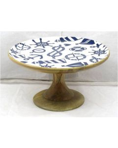 Wooden Cake stand  Size