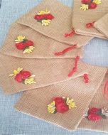 Eco friendly Jute bags for gifts