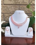 Beautiful Rose Gold Necklace
